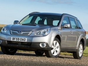 Nuova Subaru Outback, arrivano in Europa i modelli 2010.