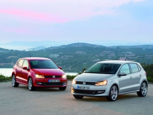 Auto dell'anno 2010: la vincitrice  la Volkswagen Polo.