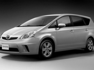 Toyota Prius Verso: debutto al Salone di Detroit 2010 per la MPV elettrica.