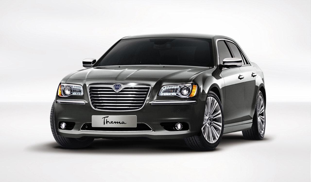 lancia thema 2011 video ufficiale della nuova auto dal