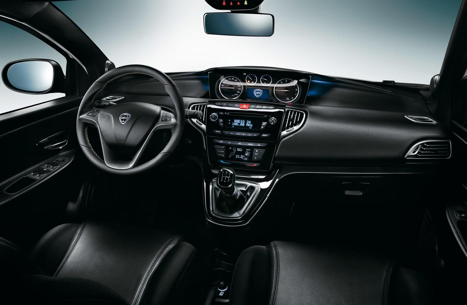 Lancia ypsilon 2011 video ufficiali e caratteristiche principali della nuova berlina - Lancia y diva 2011 ...