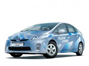 Toyota Prius Plug In Hybrid - Concept