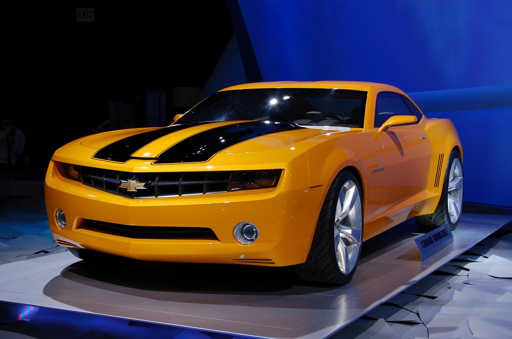 Chevrolet Camaro In Italia A Partire Da Settembre 2011