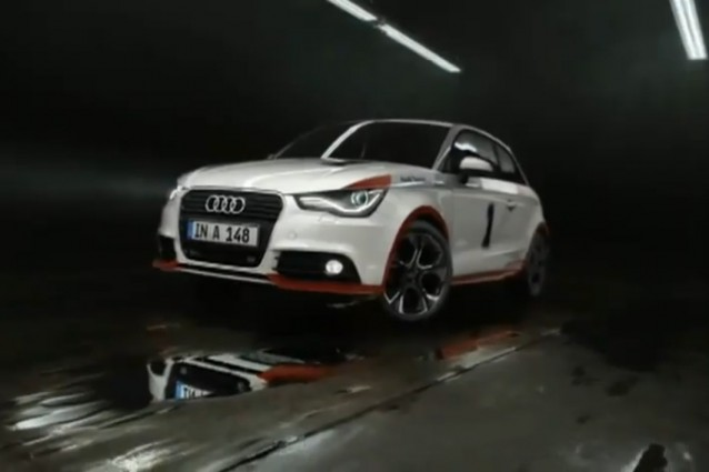 La nuova Audi A1 diventa sportiva.