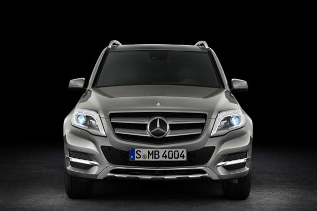 Mercedes GLK 2013, la nuova generazione del SUV tedesco in arrivo.