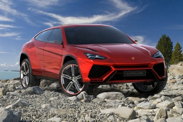 Lamborghini Urus, al Salone di Pechino 2012 un nuovo concetto di SUV.