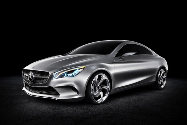 Mercedes Concept Style Coup: un nuovo prototipo atteso al Salone di Pechino.