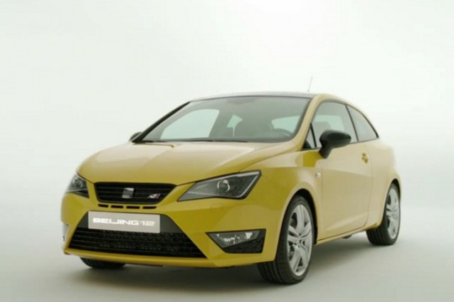 Seat Ibiza Cupra Concept, in mostra a Pechino la sportivetta di Segmento B.