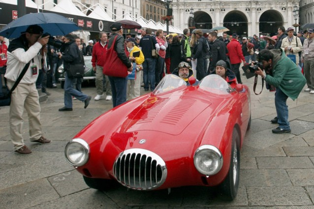 Mille Miglia 2012: al via la corsa pi bella del mondo.