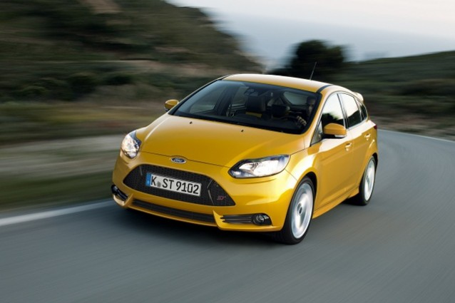 Ford Focus ST, la sportiva americana debutta in tutto il mondo.