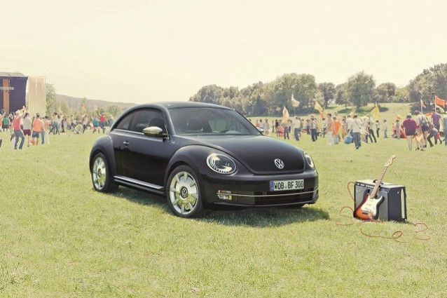 Volkswagen Beetle Fender Edition, il maggiolino versione rock.