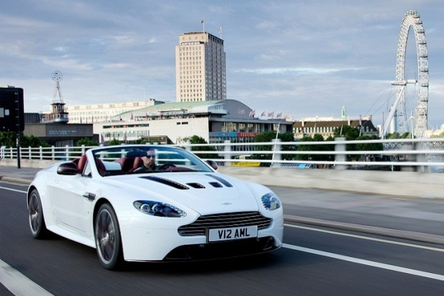 E' Limited Edition per Aston Martin V12 Vantage Roadster.