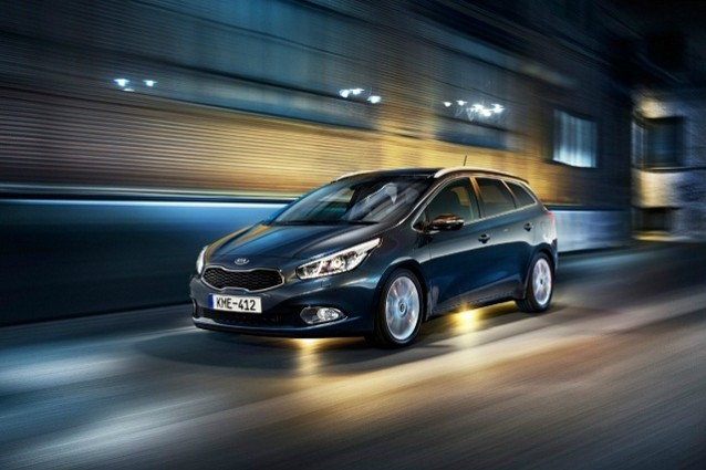 Kia Cee'd Sportwagon: carattere da berlina, capienza da station wagon.