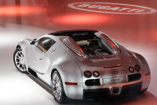 la seconda generazione di bugatti veyron arriver nel 2013. Black Bedroom Furniture Sets. Home Design Ideas