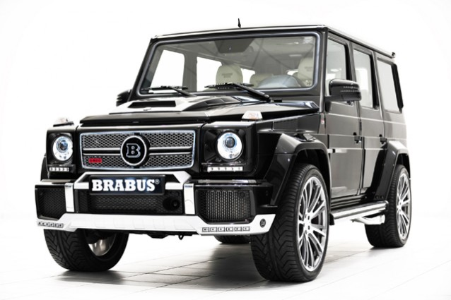 brabus 800 widestar la classe g al suo massimo livello. Black Bedroom Furniture Sets. Home Design Ideas