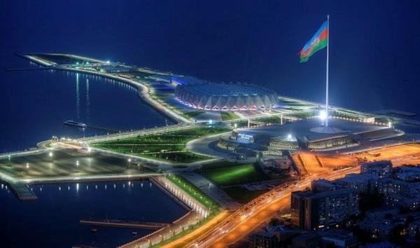 Gp-do-azerbaijão-circuito-de-baku