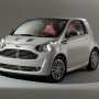 Aston Martin Cygnet: frontale