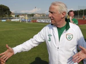Главный наставник национальной сборной Ирландии - Джованни Трапаттони