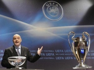 Sorteggi di Champions ed Europa League 2013, in diretta da Nyon (VIDEO).