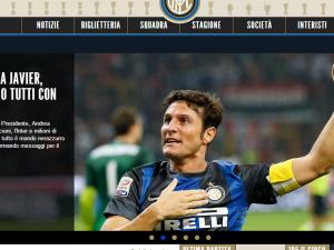 Inter, Javier Zanetti: Vogliamo il terzo posto - Corriere dello Sport