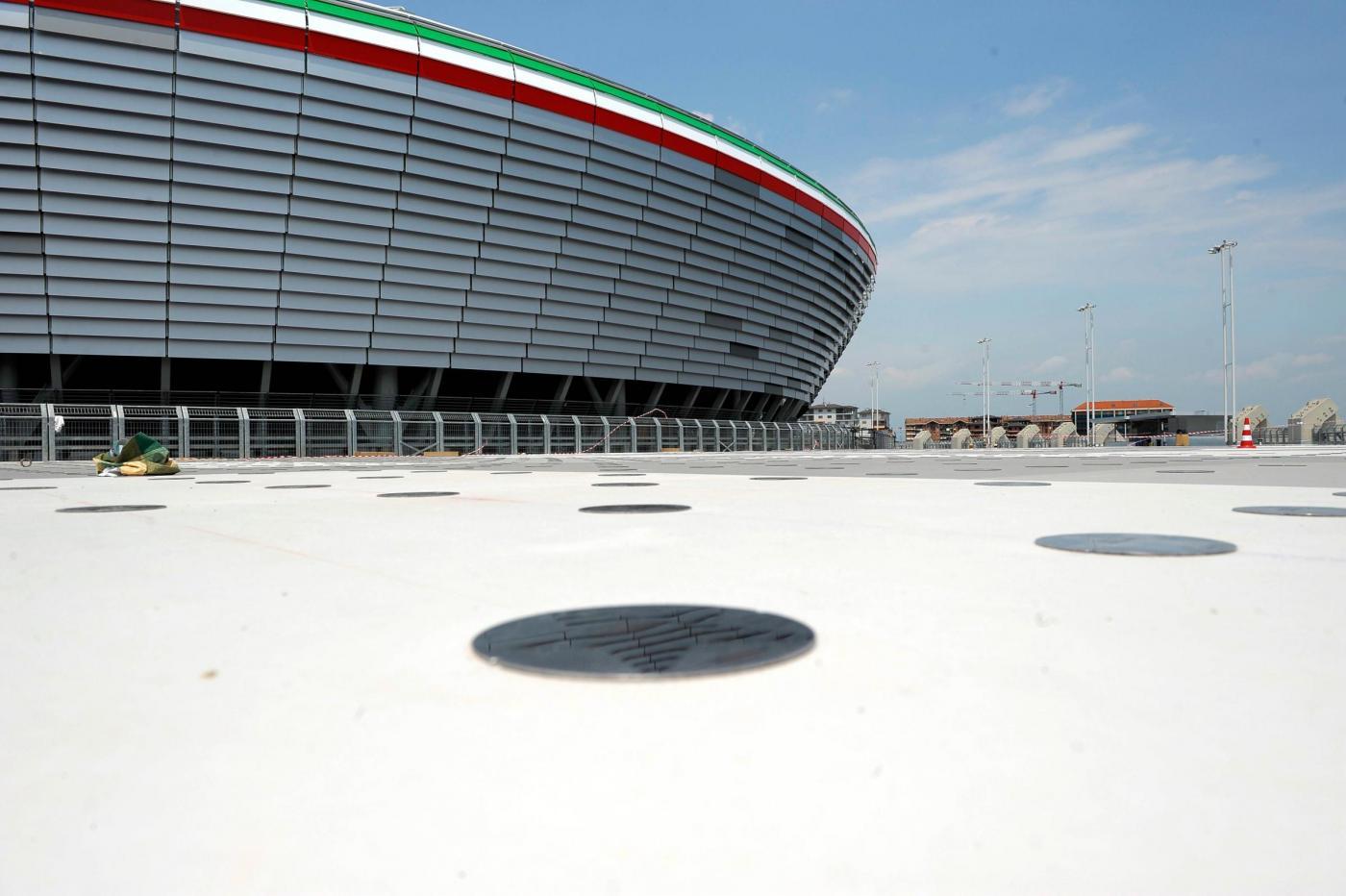 Le Foto Del Nuovo Stadio Della Juve Ecco Le Immagini Dei