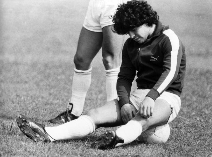 Maradona-agli-allenamenti