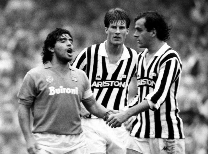 Maradona-e-Platini
