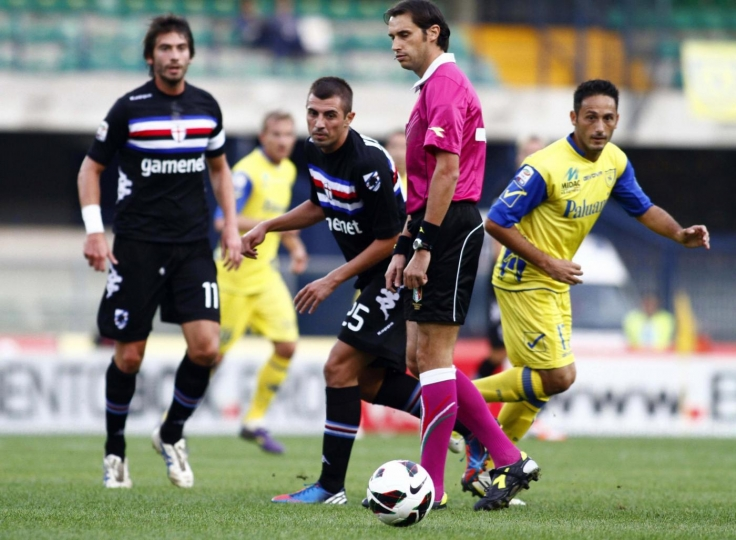 chievo-sampdoria - photo #19