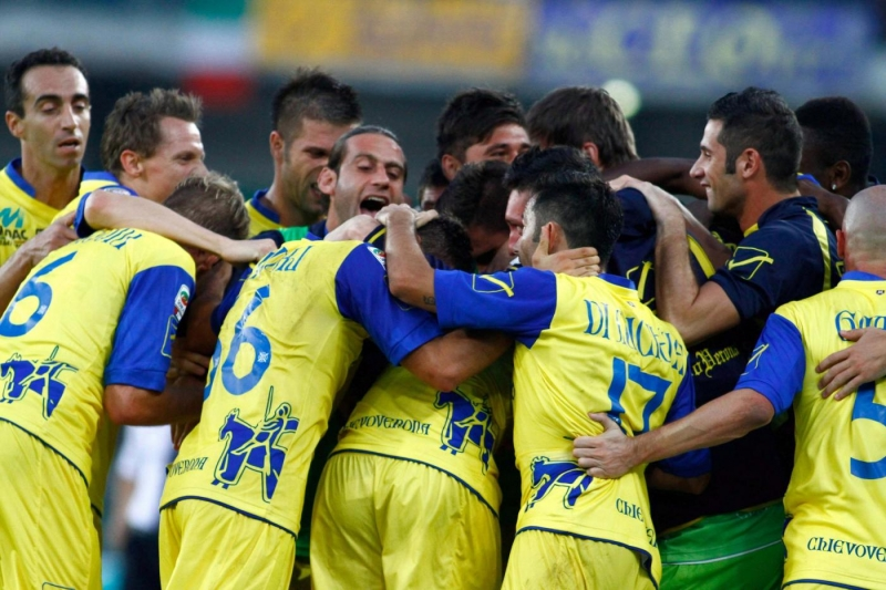 chievo-sampdoria - photo #29