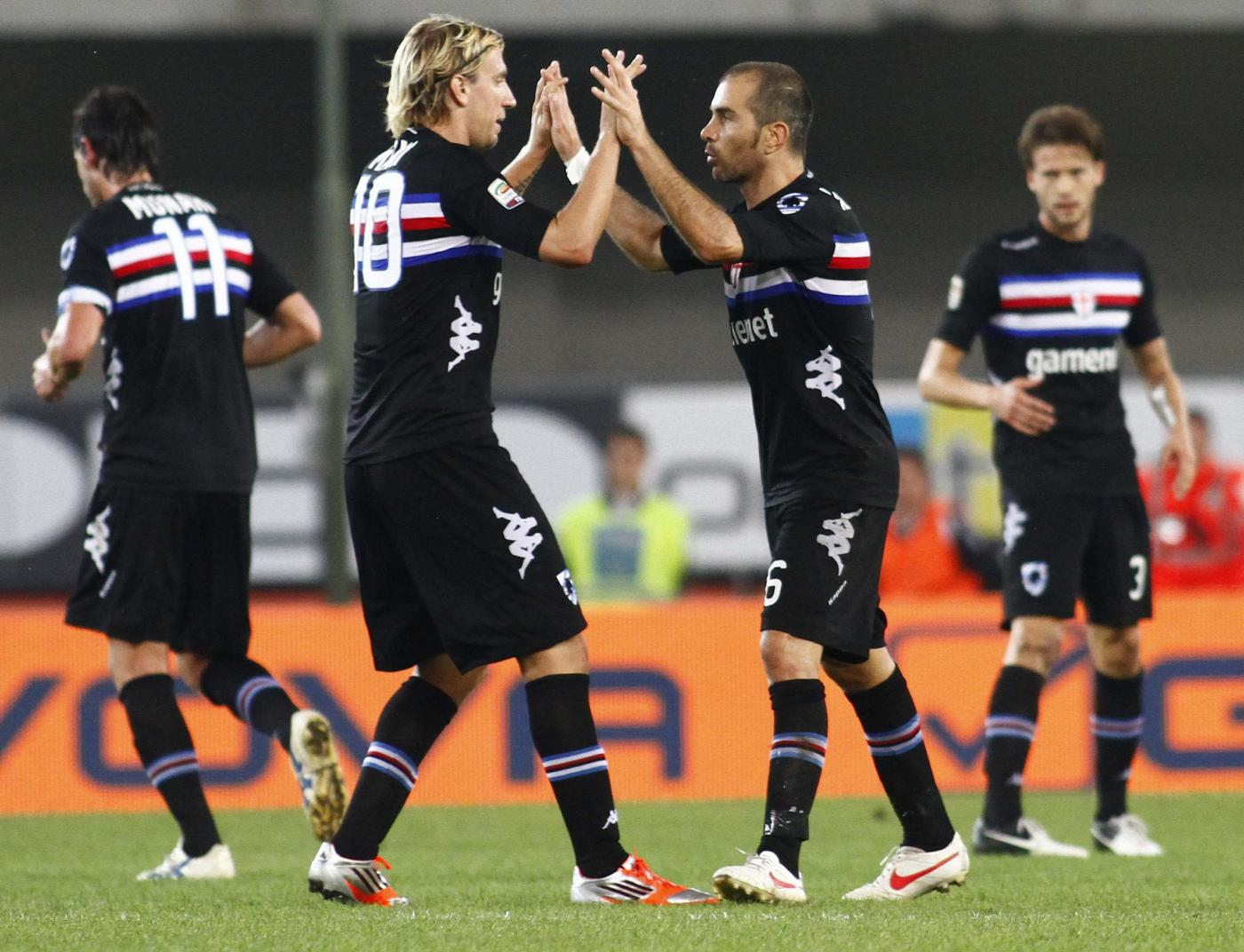 chievo-sampdoria - photo #20