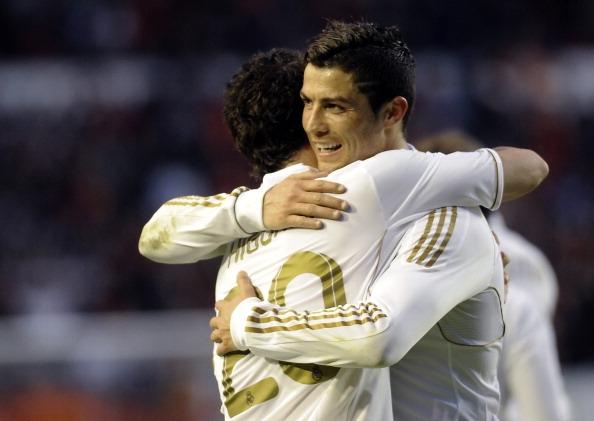 Super tandem con Ronaldo