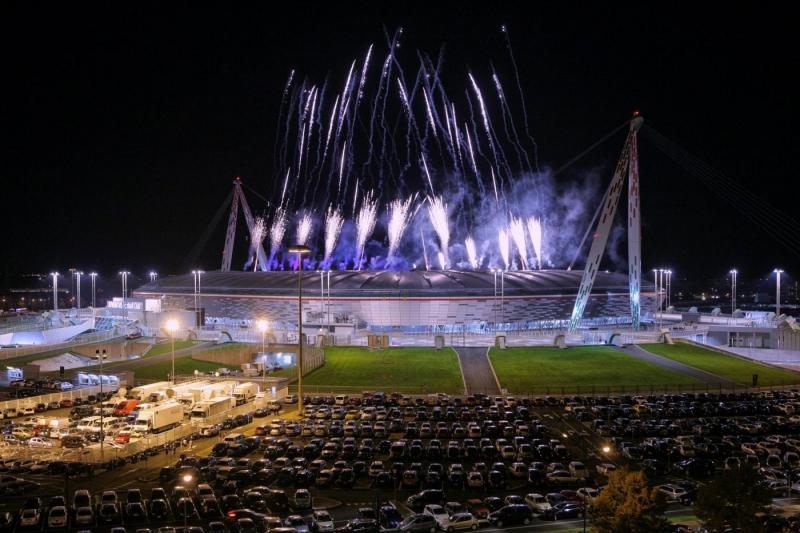Inaugurazione Del Nuovo Stadio Della Juventus Le Foto