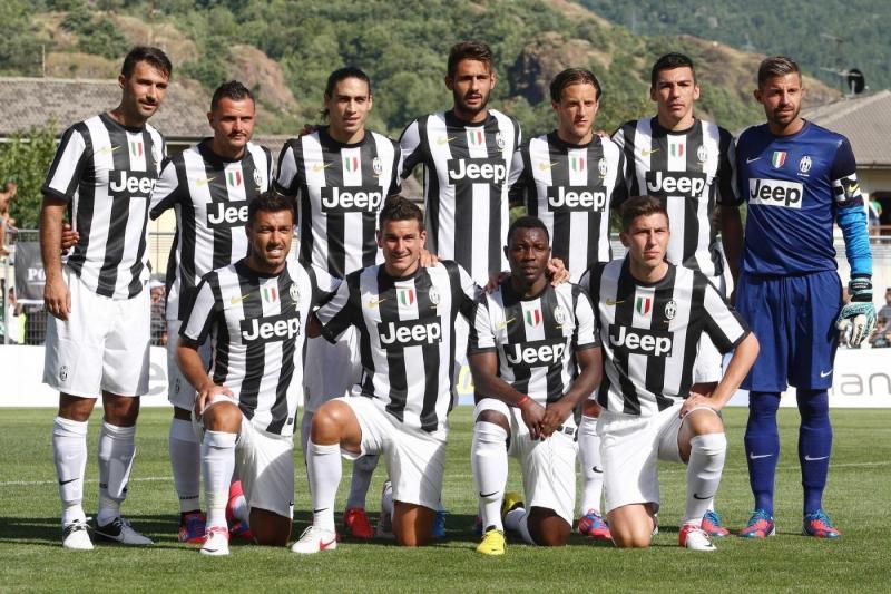Juventus Aygreville 7 1 Calcio Fanpage