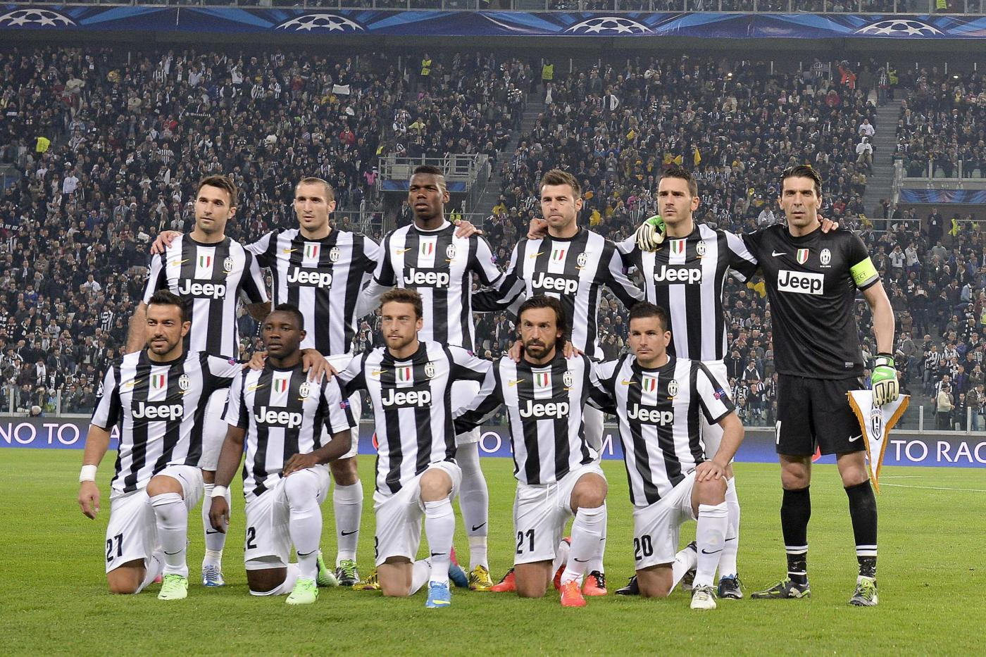 Juventus bayern monaco 0 2 i bianconeri salutano la for Immagini juventus