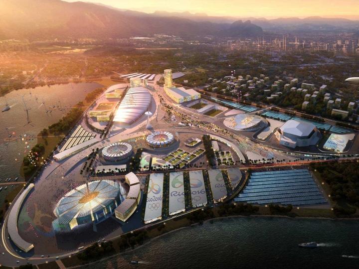 Le prime immagini del villaggio olimpico di rio 2016 for Villaggio olimpico