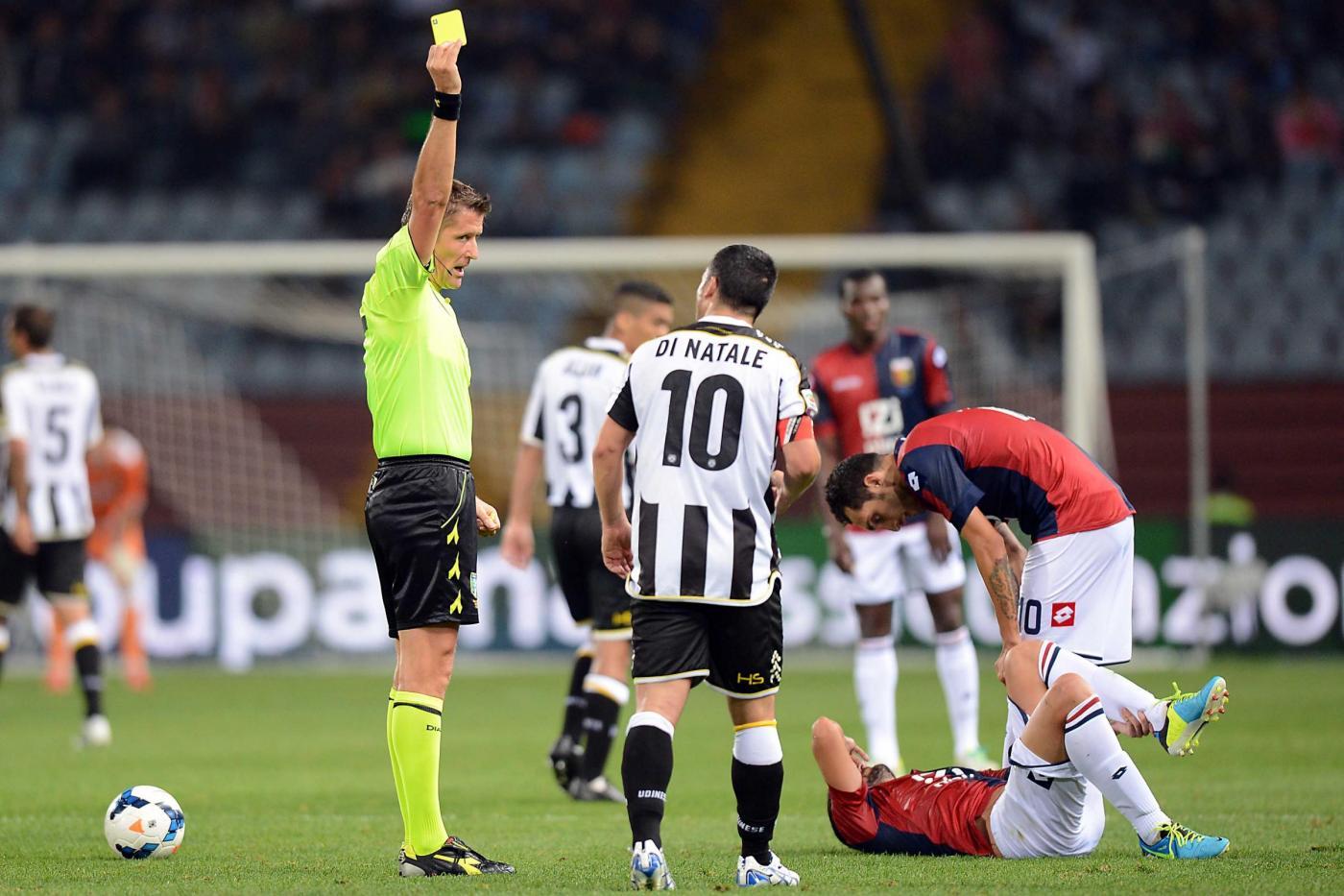 udinese genoa gol di natale death - photo#11