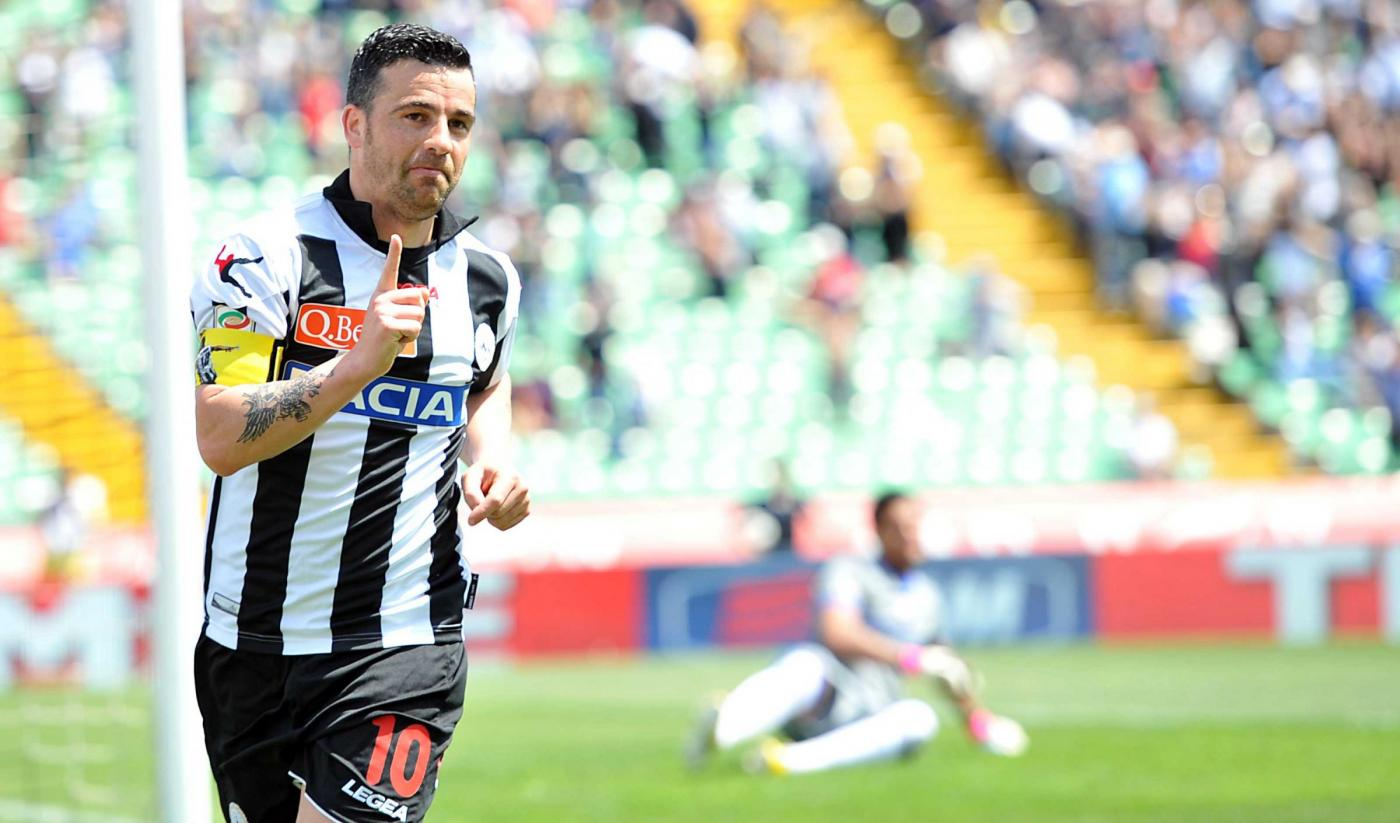 Di Natale - Udinese 2014