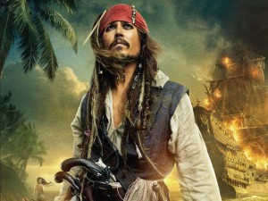 Johnny depp e Penelope Cruz da domani al cinema