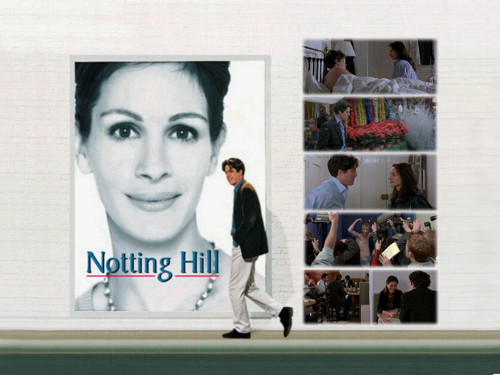 La celebre libreria del film notting hill a rischio - Julia roberts coup de foudre a notting hill ...