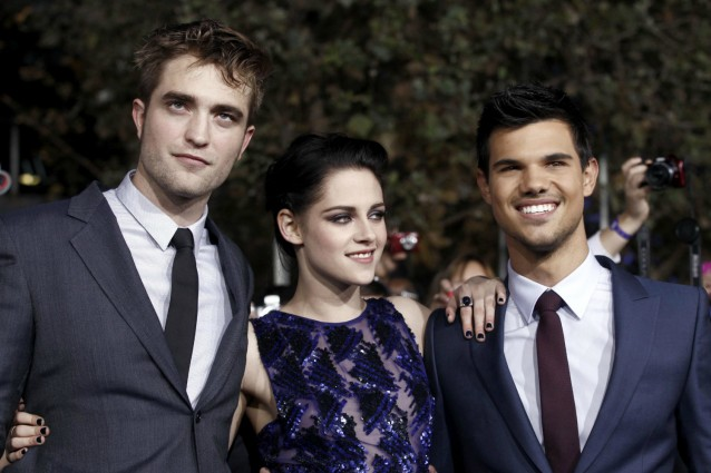 La premiere di Twilight Breaking Dawn, da oggi al cinema [FOTO].