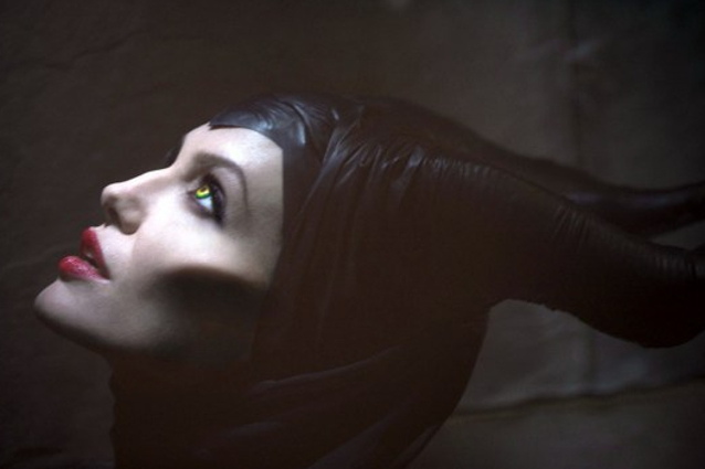 Angelina Jolie in Maleficent, ecco la prima foto.