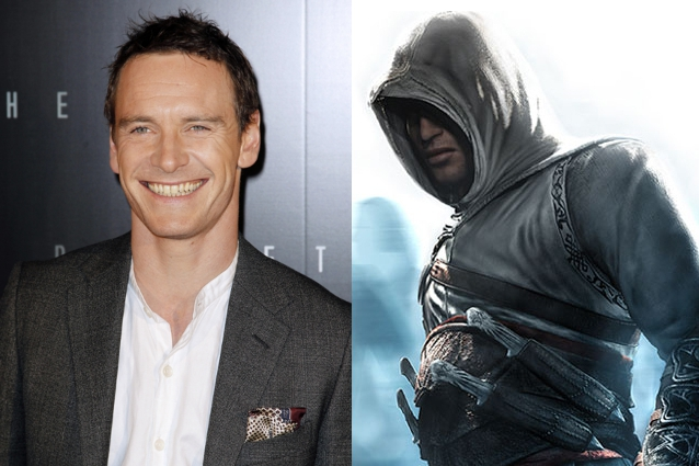 Assassin's Creed ha un volto, quello di Michael Fassbender.