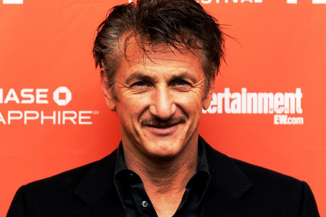 Sean Penn torna alla regia con Crazy for the Storm.