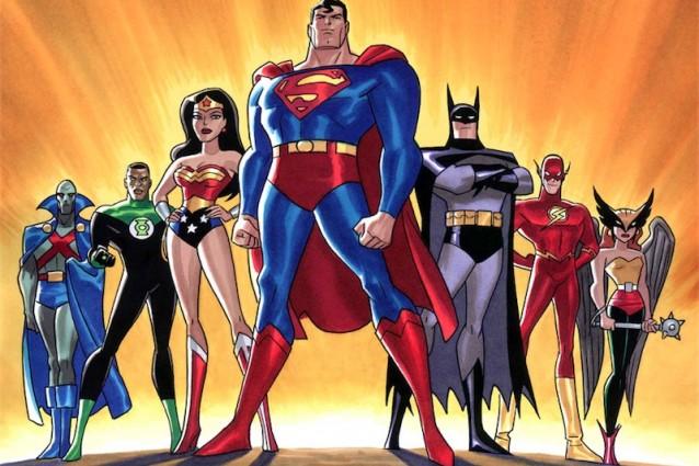 Ecco tutti i supereroi della Justice League