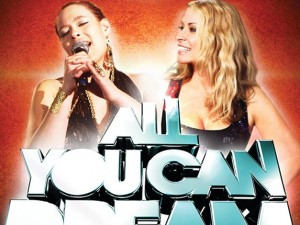 All you can dream, Anastacia debutta sul grande schermo.