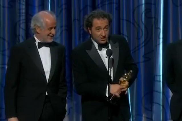 ?La grande bellezza? trionfa agli Oscar: è il Miglior film straniero