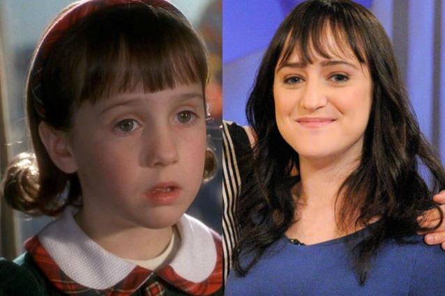 Era la figlia più piccola di Daniel, interpretato da Robin Williams, nel film cult degli anni '90 sulla bocca di molti da giorni: Mara Wilson (ecco il ... - mara-wilson-mrs-doubtfire