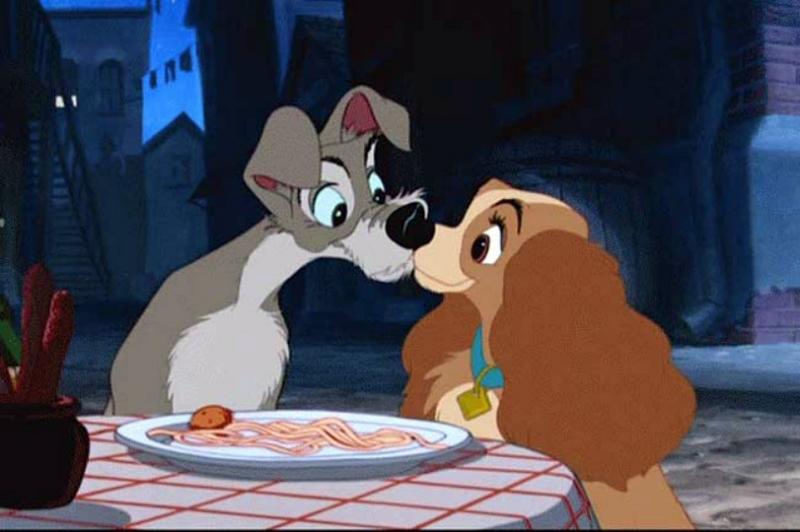 Per san valentino i baci più belli della disney cinema