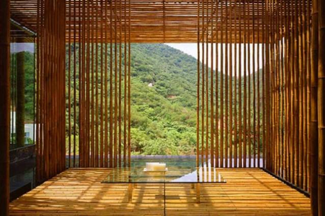 Bambù, l'alternativa al legno.