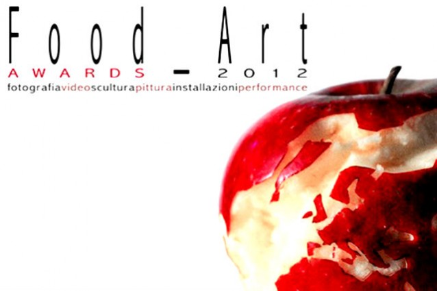 Food Art award 2012.